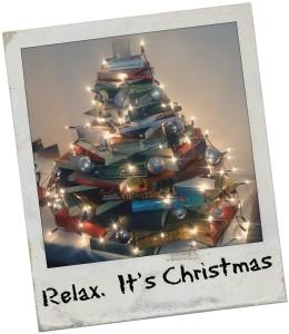 Voor mij geen kerst stress relax