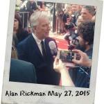 Alan Rickman Kings Garden