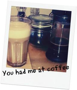 Slapeloosheid? Stop met koffie drinken .