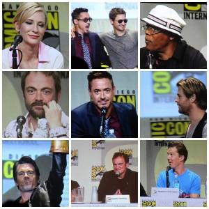 panels avengers comic con 2014 san diego