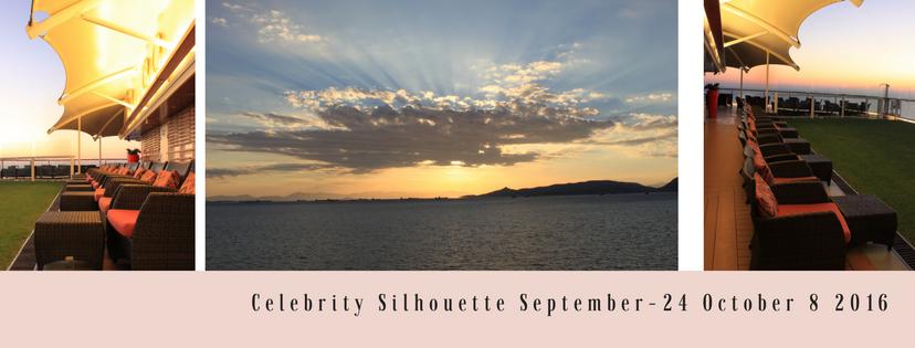 Cruise boeken met celebrity-silhouette-september-2016