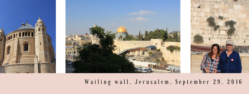 Cruise boeken jerusalem-wailing-wall-september-29