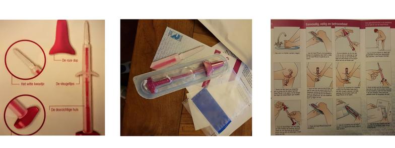 HPV Het uitstrijkje is makkelijk thuis uit te voeren. De meisjes van vijftig gingen je voor